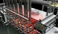 精炼回收贵金属工业加工动画