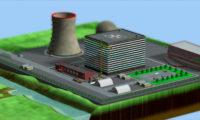 热电工厂工作原理动画