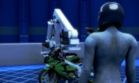 机械手臂原理演示三维动画