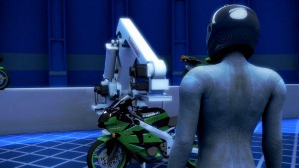 机械手臂工业三维动画制作