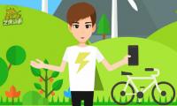 旅游app动画视频短片