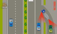 卡车培训课件-二维交通动画