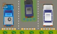 乘用车驾驶-交通安全动画